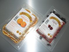 Dried Orange, Dried Cherry ,packaging