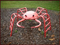 Greatest playground equipment ever?