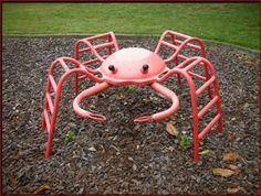 Greatest playground equipment ever?
