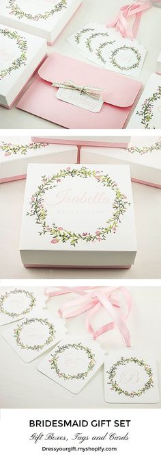 pink bridal shower card bridesmaids invite will you be my