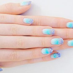 DIY Nail Art For Prom