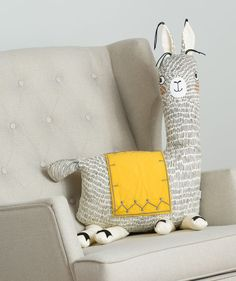 Available exclusively online from Hallmark Baby, beautiful Baby and Toddler clothes including these Baby and Toddler Unisex Little Llama Plush Pal made of extra large lovable plush llama created by hallmark fabric artist Fabric Animals, Plush Animals, Llama Plush, Hallmark Baby, Tilda Toy, Llama Gifts, Nursery Toys, Fabric Toys, Sewing Toys
