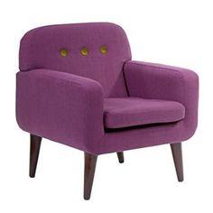 PIEFF Kelly Chair, Warwick Purple Rhode Island