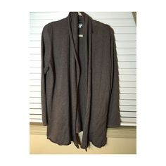 Brown Old Navy Sweater Old Navy Open Front Cardigan #139 Old Navy Sweaters Cardigans