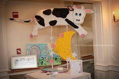 Nursery Rhyme birthday party www.lifeandbaby.com