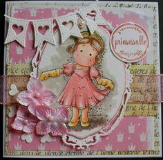 Pienelle prinsessalle ja vähän isommillekkin- - Ankortit
