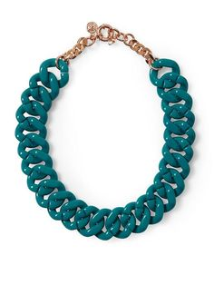 Teal Necklace | Marc by Marc Jacobs