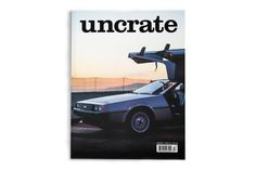 'uncrate' Issue 01