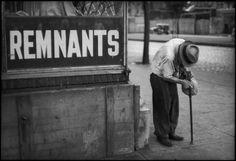 Henri Cartier-Bresson  //  USA. New York City, 1947