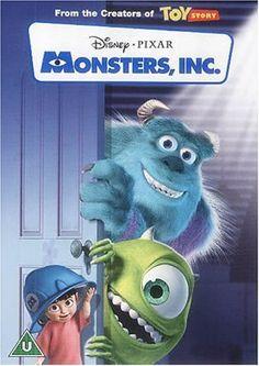 Monsters Inc. es la mayor empresa de miedo del mundo, y James P. Sullivan es uno de sus mejores empleados. Asustar a los niños no es un trabajo fácil, ya que todos creen que los niños son tóxicos y no pueden tener contacto con ellos. Pero un día una niña se cuela sin querer en la empresa, provocando el caos.