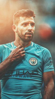 Argentina Football Team, Fc Barcelona Wallpapers, Sergio Aguero, Kun Aguero, Pep Guardiola, English Premier League, Football Wallpaper, Manchester City, Football Players