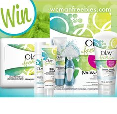 Enter to win an Olay gift pack!  Enter by 10/20/13!