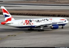 British Airways Boei