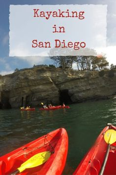 Kayaking in San Dieg