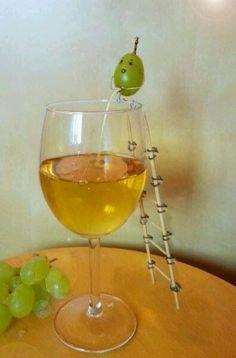 Y así es como se fabrica el vino