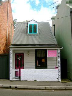 William St., Paddington, Sydney