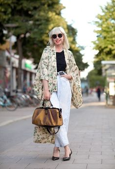 CUTE!! kimono fashion trend   TREND ALERT!: KIMONO STYLE   Stylissim en stylelovely.com
