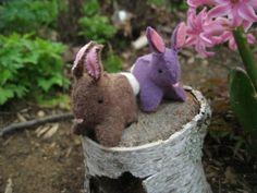 Diy - Coelhinho da Páscoa e muitas idéias!por Depósito Santa Mariah