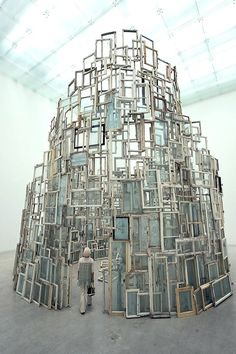 Chiharu Shiota - A Room of Memory (2009)