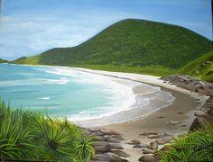 Praia dos Foles, Ilha do Cardoso, Cananeia (SP)