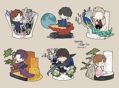 VIXX Shangri-La. Ahhhh cute!!!