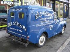 Morris Minor van - Google Search