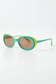 #Anthropologie #Neon #Sunglasses
