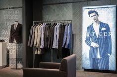 Tiger of Sweeden Pop-up Store at Galeries Lafayette, Paris – France » Retail Design Blog