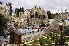 Ancient Damascus, Syria