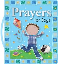Prayers for Boys #giveaway Ends 4/26