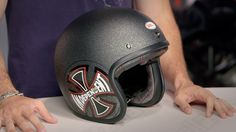 Bell Custom 500 Independent Helmet Review at RevZilla.com