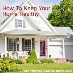 Tips on how to keep your home healthy in @Mediaplanet USA #AsthmaAndAllergies issue: http://www.asthmaandallergynews.com/the-safety-mom-keep-your-entire-home-healthy