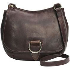 Like fine wine and delicious cheese, the Frye Women's Amy Crossbody Purse only gets better with age. Crafted with a well-oiled vintage leather, this crossbody purse is fashioned to mature over the years with grace and dignity. The antique nickel hardware, adjustable crossbody strap, and snap closure make this purse a sight for sore eyes, so whether you're day tripping up to the Hudson Valley or wandering through Central Park, the Amy caters to your every adventure—wine and all.