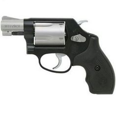 Two Tone Smith & Wesson 38 spl