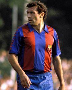 """Enrique Castro """"Quini"""" (Barça)"""