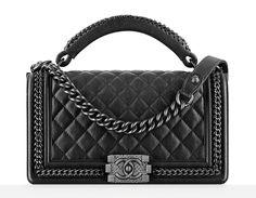 The first couple days back at work from a holiday weekend are always rough, but today, we have something that may soothe your soul just a little bit: Chanel's new Metiers d'Art Paris in Rome 2017 bags hit stores today, and we have the collection's lookbook, which includes nearly four dozen bag and US pricing …