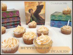 Cookaholic Wife: Butterbeer Cupcakes