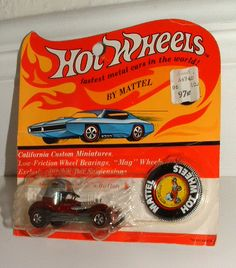 HOT WHEELS RED BARON 1970