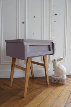 Atelier Petit Toit, mobilier et objets vintage pour enfants. Vintage kids room furniture from France.