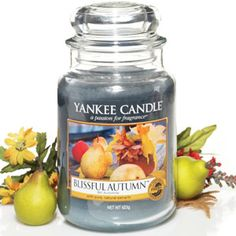 The complete range of Yankee Candles can be found at the best prices at… Yankee Candle Fall, Yankee Candle Scents, Yankee Candles, 3 Wick Candles, Scented Candles, Perfume Hermes, Marble Candle, Dark Spirit, Candle Accessories