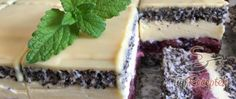 Gyors diós kísértés, egy tojással | TopReceptek.hu Torte Recepti, Cheesecake, Cherry, Lady, Pie, Top Recipes, Yummy Cakes, Bakken, Poppy
