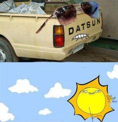 Day sun