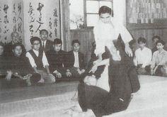"""Hiroshi Tada at Ueshiba Dojo: Aikido Shihan Hiroshi Tada: The Day I Entered Ueshiba Dojo - """"Ueshiba Sensei of Aiki-jutsu is the greatest Budo master alive"""""""