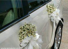 Si estás preparando tu boda te pueden interesar estas sensacionales ideas para decorar el auto que los transportará. A continuación te dejo estas hermosas ideas para que te sirvan de inspiración.