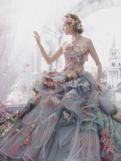ステラ・デ・リベロのカラードレス