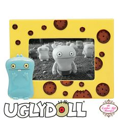 Babo and Cookies Picture Frame