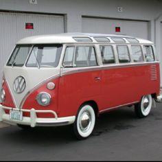 63' 23 Window VW Bus