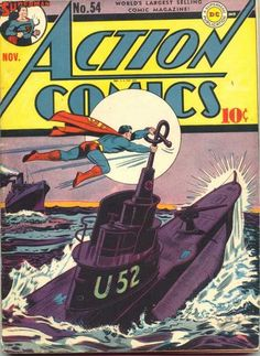 On this 2011 Veteran's Day, please join the Golden Age of Comic Books in honoring those who have given so much to ensure our freedom.