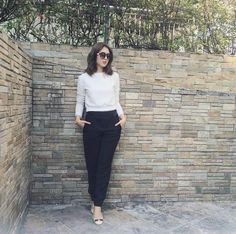 Star Style PH Picks of the Month - Sofia Andres Star Fashion, Fashion Pants, Liz Uy, Filipina, Outfit Goals, Dressing, Style Inspiration, Work Wardrobe, Flat Shoes