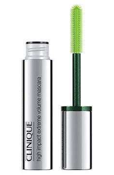 """I like this for everyday because it washes off nicely- no raccoon eyes!"" - ELLE.com director Deanne Kaczerski #clinique #mascara"